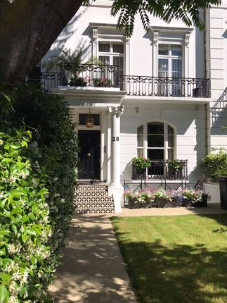 Thumbnail Terraced house for sale in Egerton Crescent, Chelsea, London