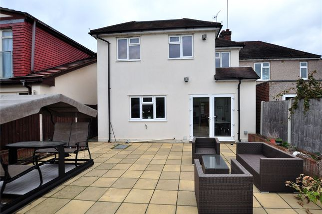 Thumbnail Semi-detached house for sale in Coppermill Road, Wraysbury, Staines-Upon-Thames, Berkshire