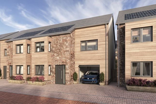 Thumbnail Semi-detached house for sale in Stowford Mill, Ivybridge