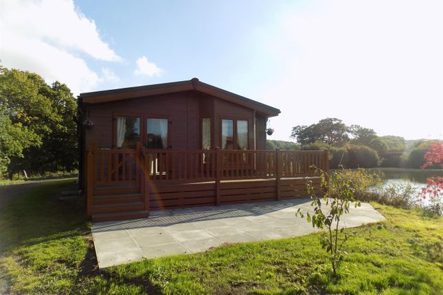 Thumbnail Mobile/park home to rent in Hatherleigh Road, Winkleigh
