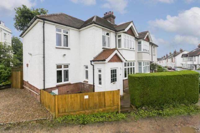 Thumbnail Semi-detached house for sale in Norfolk Road, Tunbridge Wells, Kent