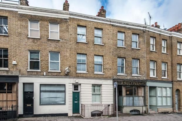Thumbnail Terraced house to rent in Southwark Bridge Road, London Bridge