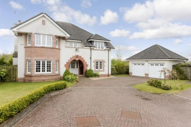Thumbnail Detached house for sale in Dougal Court, Dunblane, Stirlingshire