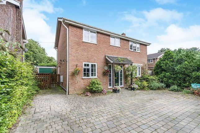 Thumbnail Detached house for sale in Lodge Road, Locks Heath, Southampton