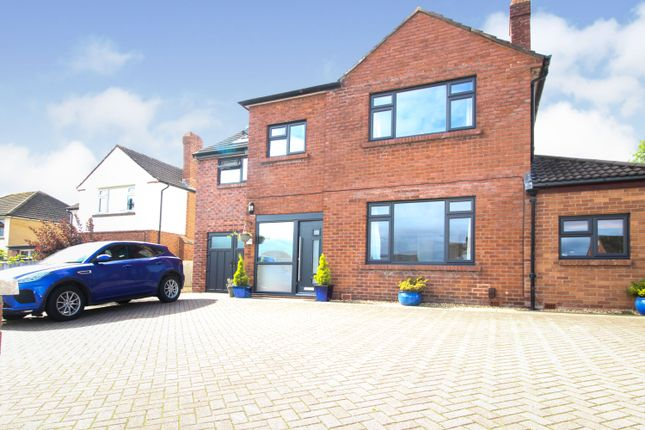 Thumbnail Detached house for sale in Millcroft, Carlisle