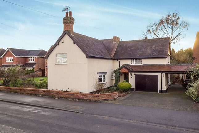 Thumbnail Detached house for sale in Church Road, Moorgreen, Greasley, Nottingham