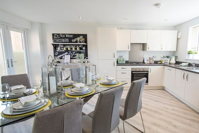 """3 bedroom semi-detached house for sale in """"The Stirling"""" at Panmure Street, Glasgow"""