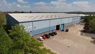 Thumbnail Warehouse to let in Units A & B, Kineton Road Industrial Estate, Northfield Road, Southam, Warwickshire