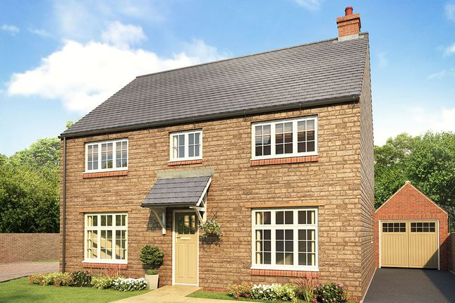 """Thumbnail Detached house for sale in """"Hardwick"""" at Bloxham Road, Banbury"""
