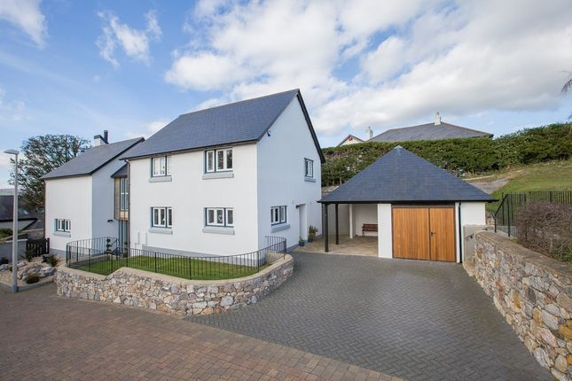 Thumbnail Detached house for sale in Golvers Hill Road, Kingsteignton