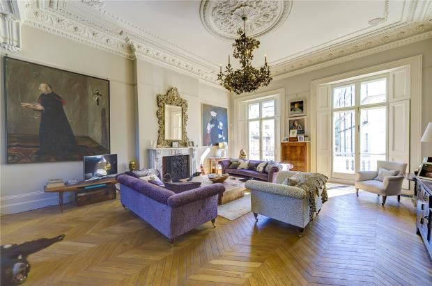Property for sale in Leinster Gardens, London