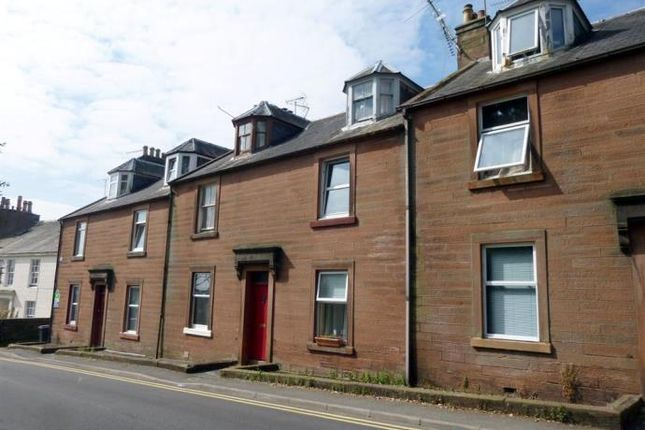 Thumbnail Flat to rent in 2C Westpark Terrace, Dumfries