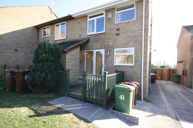 Thumbnail Flat to rent in Wordsworth Grove, Stanley, Stanley, Wakefield