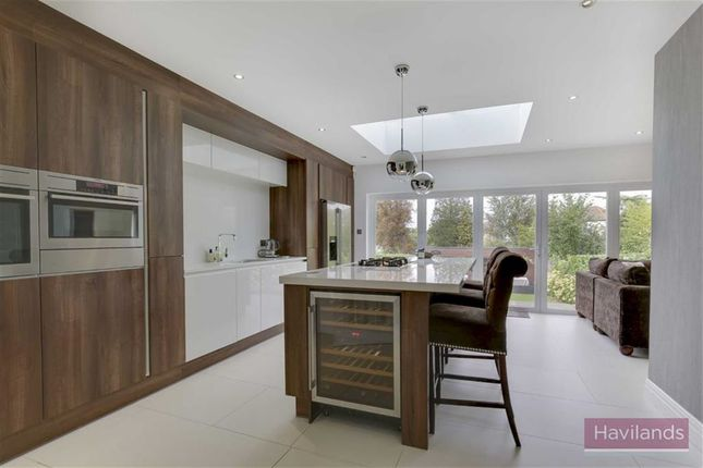 Thumbnail Semi-detached house for sale in Laurel Drive, Winchmore Hill, London