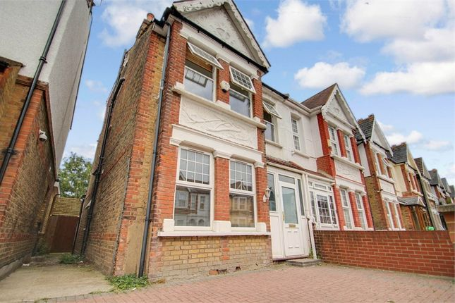 Thumbnail Semi-detached house to rent in Brandville Road, West Drayton, Middlesex