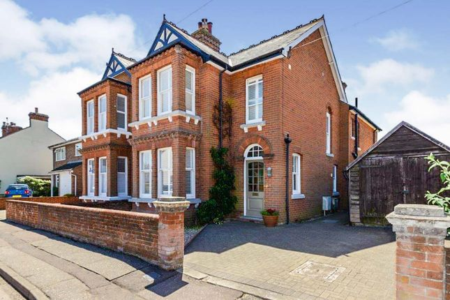 Thumbnail Semi-detached house for sale in Capel Road, Colchester