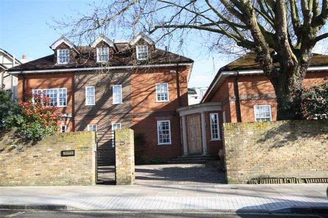 Thumbnail Detached house for sale in Marlborough Place, St Johns Wood, London