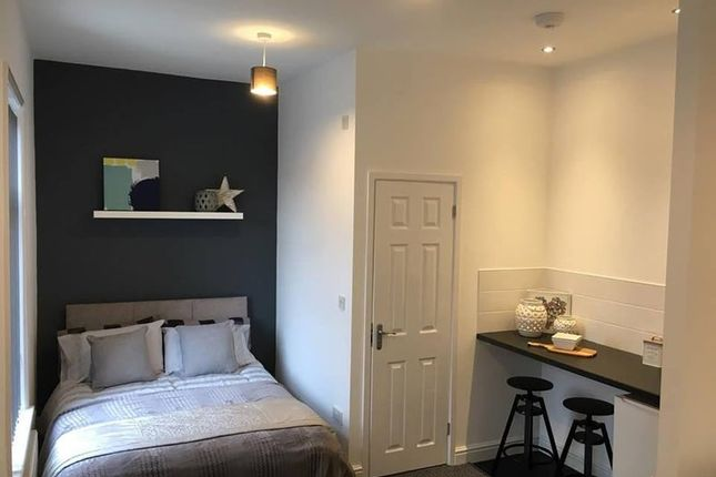 Thumbnail Shared accommodation to rent in Allen Street, Stoke On Trent
