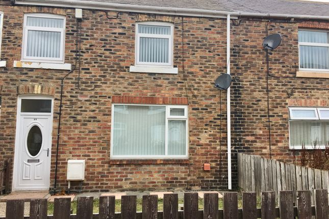 2 bed terraced house to rent in Richardson Street, Ashington NE63
