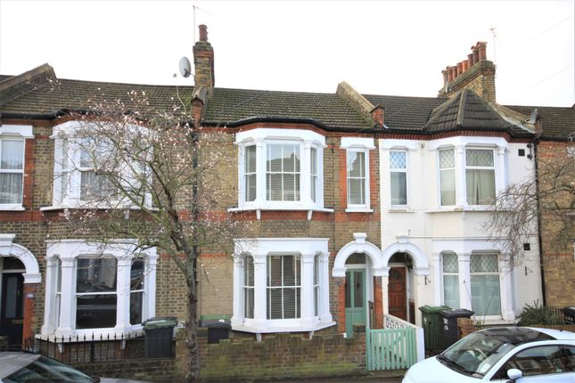 Thumbnail Terraced house for sale in Leahurst Road, Hither Green