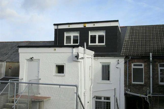 Thumbnail Flat to rent in High Street, Blackwood