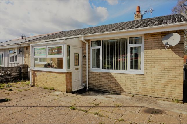 Thumbnail Semi-detached bungalow for sale in Old Pant Road, Newport