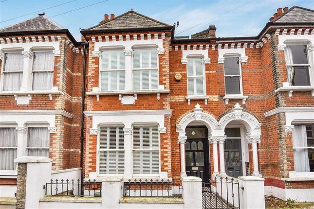Thumbnail Terraced house for sale in Honeybrook Road, London