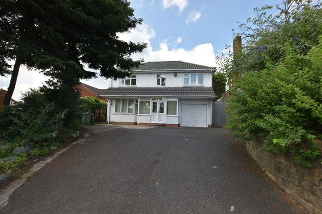 Thumbnail Detached house to rent in Newton Road, Great Barr, Birmingham