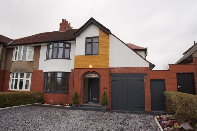 Thumbnail Semi-detached house for sale in Whiteclosegate, Stanwix, Carlisle, Cumbria