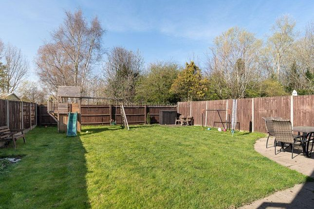 Rear Garden of Windmill Hill Drive, Bletchley, Milton Keynes, Buckinghamshire MK3