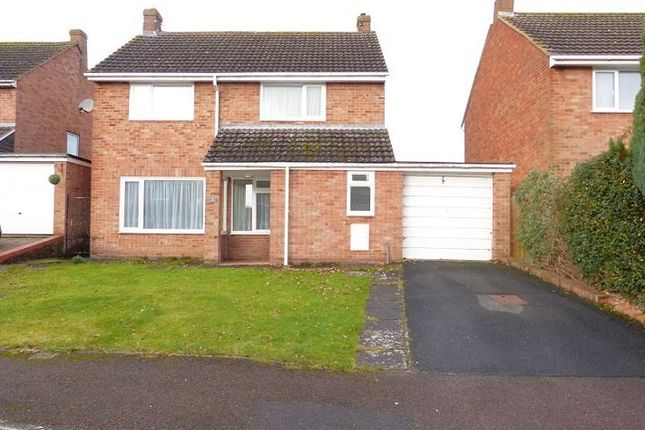 Thumbnail Detached house for sale in 31 Honeythorne Close, Hempsted, Gloucester