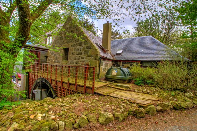 Thumbnail Detached house for sale in New Deer, Turriff