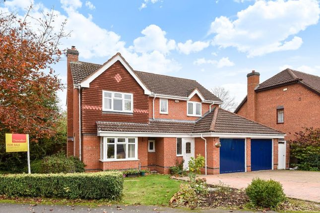 Thumbnail Detached house for sale in Bromyard, Herefordshire