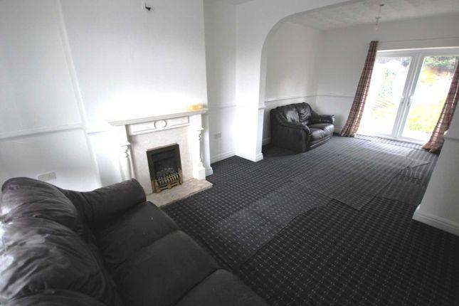 Thumbnail Semi-detached house to rent in Lynwood Avenue, Farnworth, Bolton