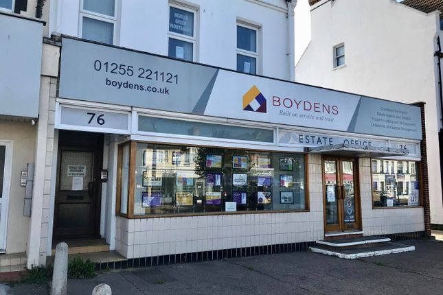 Thumbnail Property to rent in Commercial, 76 Station Road, Clacton