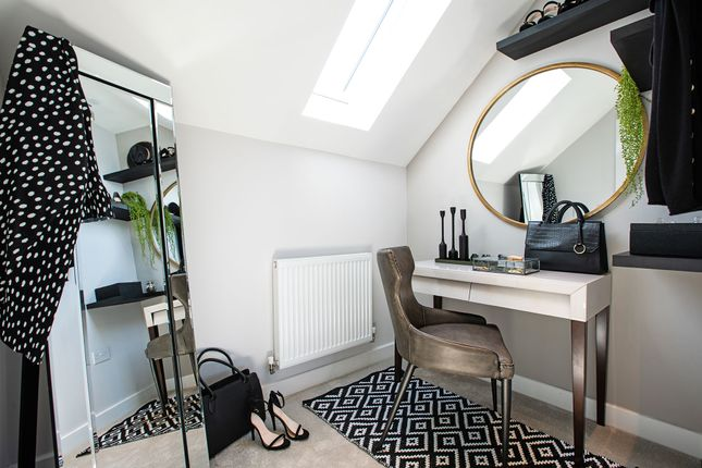 """3 bedroom semi-detached house for sale in """"The Marlowe"""" at North End Road, Yatton, Bristol"""