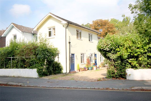 1 bed maisonette to rent in Riverview Mews, Addlestone Road, Addlestone, Surrey KT15