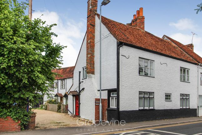 Thumbnail Cottage for sale in High Street, Twyford, Reading