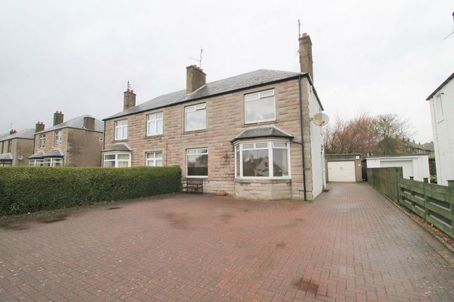 Thumbnail Semi-detached house to rent in Arbroath Road, Dundee