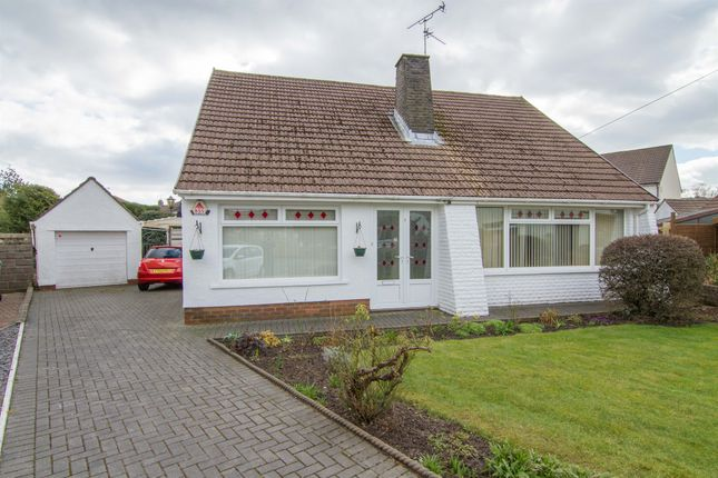 Thumbnail Detached bungalow for sale in Clos Yr Aer, Rhiwbina, Cardiff