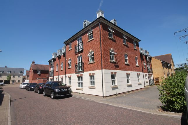 Thumbnail Flat for sale in Richard Day Walk, Colchester