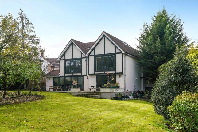 Thumbnail Detached house for sale in Claremont Avenue, Esher, Surrey