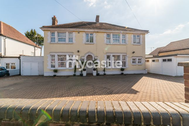Thumbnail Detached house for sale in Domers Wells Lane, Southall