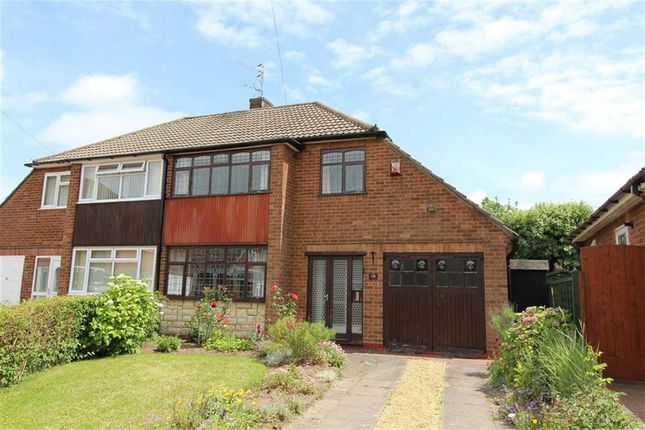 Thumbnail Semi-detached house for sale in Langland Drive, Sedgley, Dudley