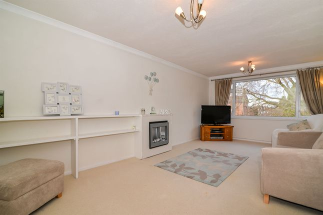 Thumbnail Flat for sale in Vesey Road, Wylde Green, Sutton Coldfield