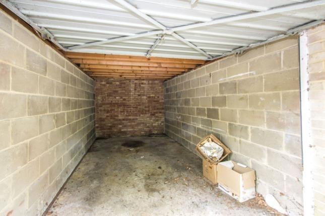 Garage Internal of Highcliffe, Christchurch, Dorset BH23