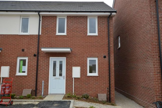 Thumbnail End terrace house to rent in Stret Lowarth, Lane, Newquay, Cornwall