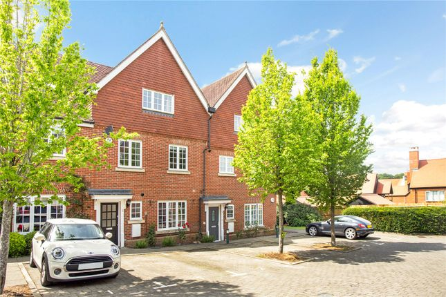 4 bed terraced house for sale in Wychwood Place, Winchester, Hampshire SO22
