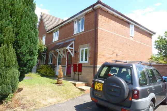 2 bed end terrace house to rent in Newbery Drive, Brackley NN13