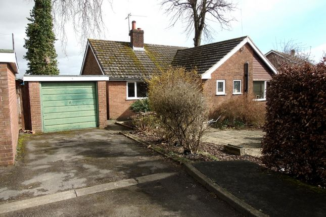 Thumbnail Bungalow to rent in Chepstow, Monmouthshire